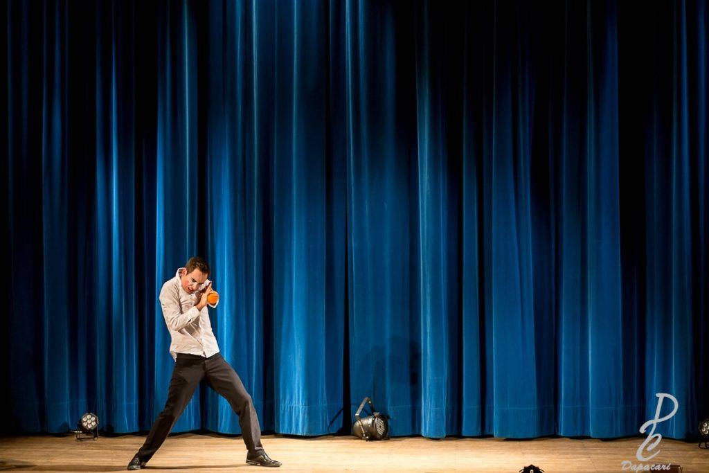 spectacle de mime salle molière à Lyon 5ème