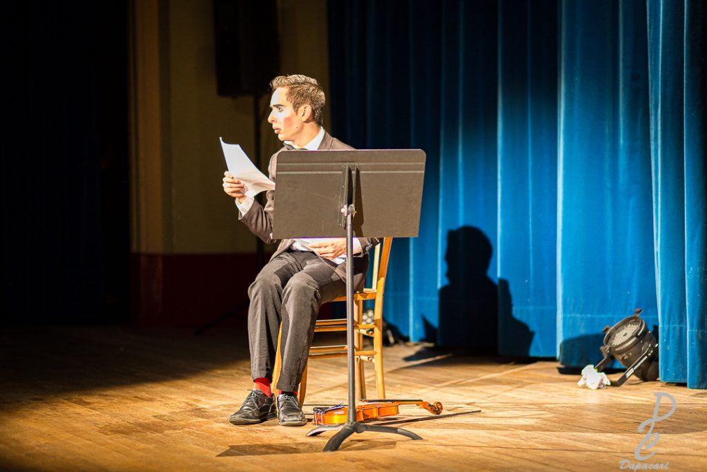 spectacle de mime à Lyon salle molière Lyon 5ème