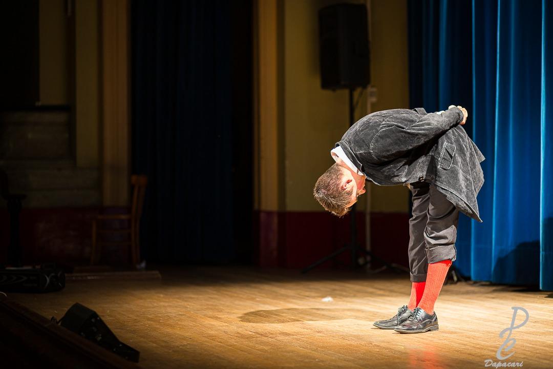 spectacle de mime à Lyon