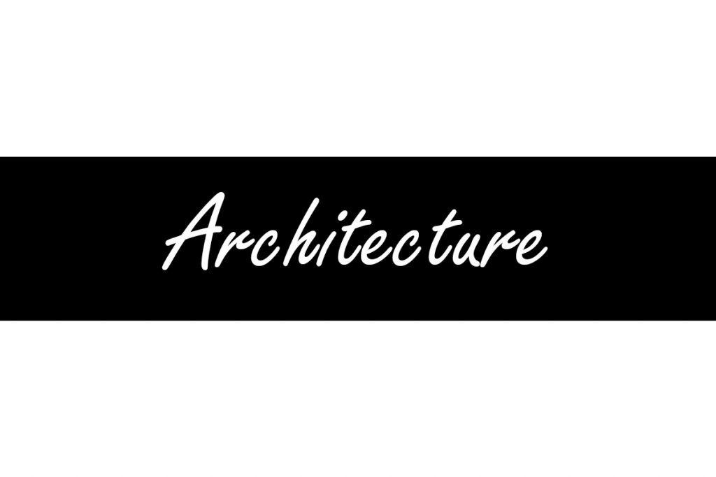 portfolio photographe d'architecture à Lyon 9ème vaise