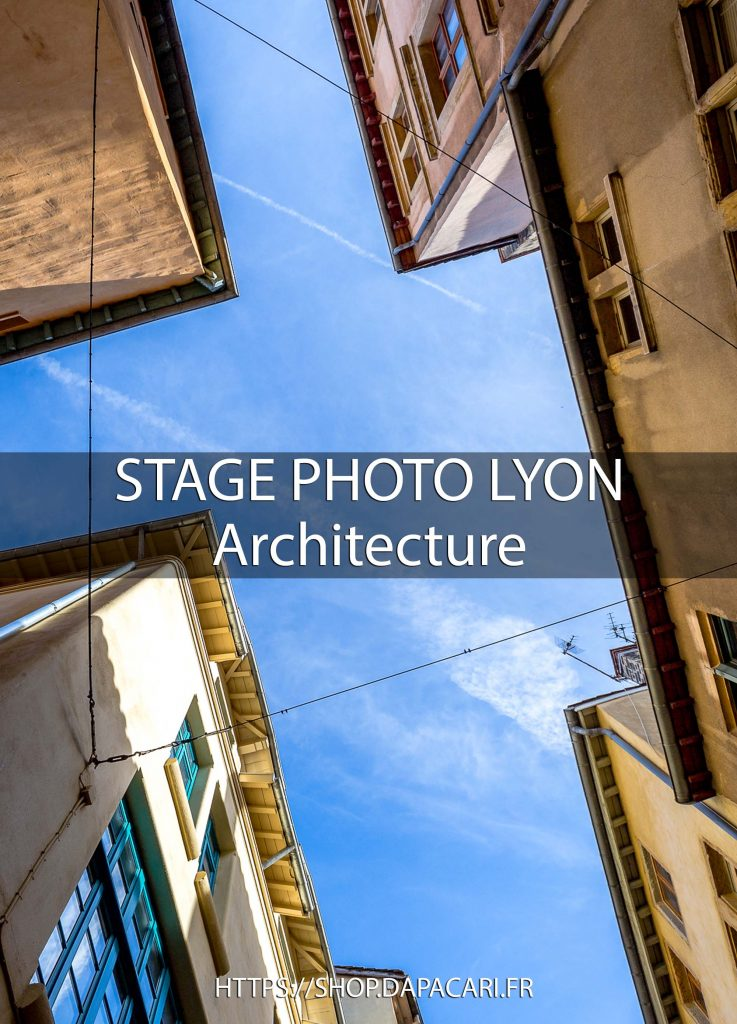 atelier photo architecture à Lyon