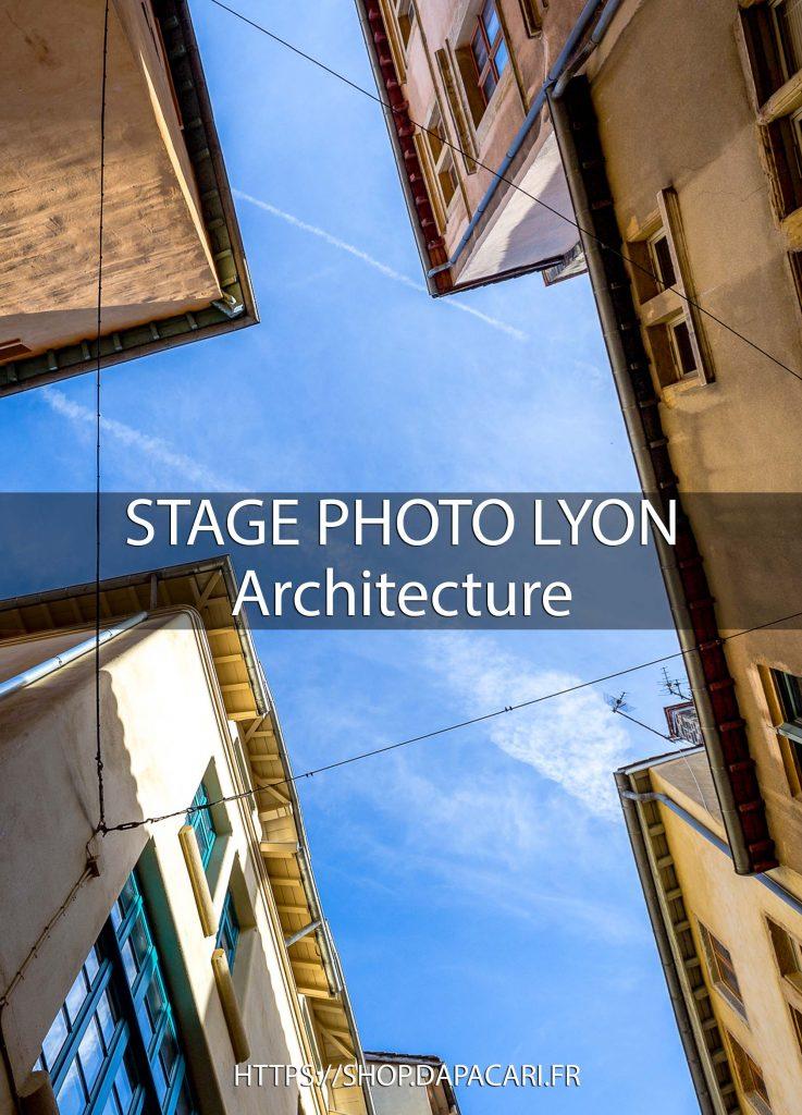 atelier photo architecture à Lyon