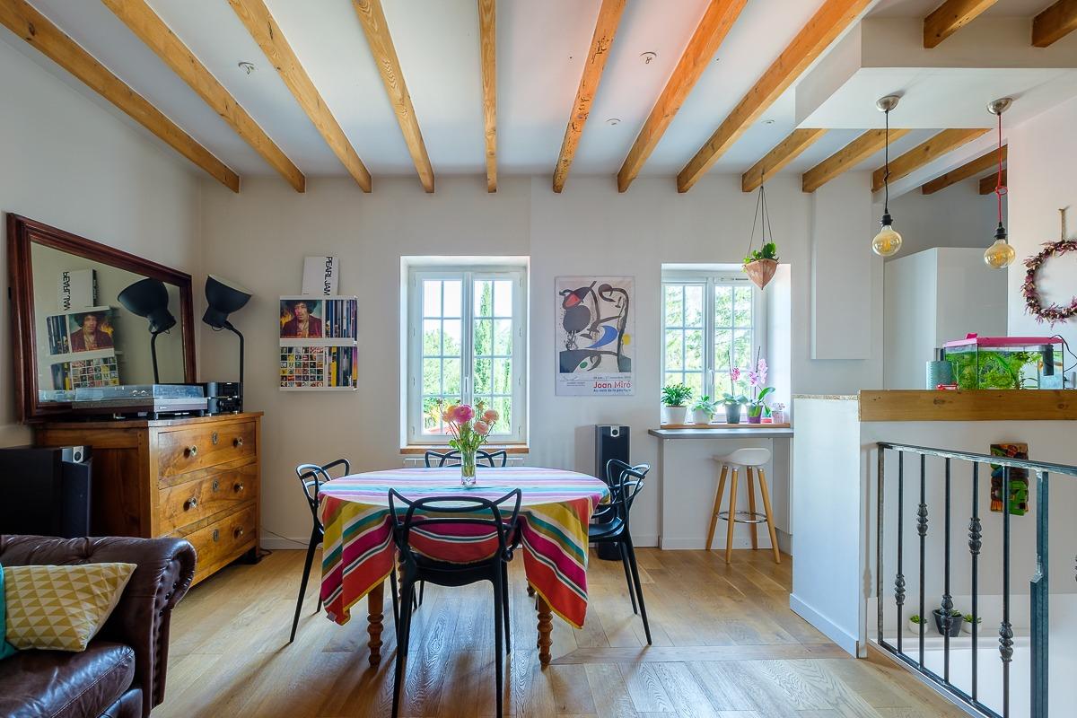 photographe appartement meublé à Lyon
