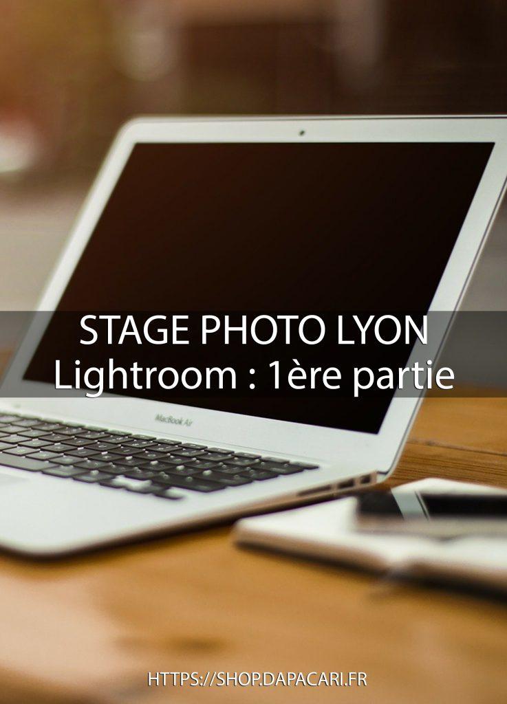 stage photo post traitement à Lyon